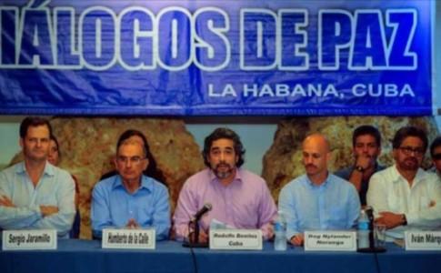 Las partes negocian la reparacióm para las víctimas del conflicto armado | Foto: Hispan TV