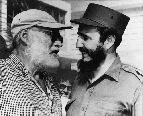 fidel-y-Hemingway